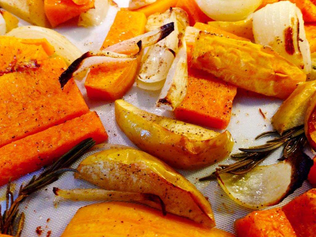 Rostade grönsaker kostekonom.se