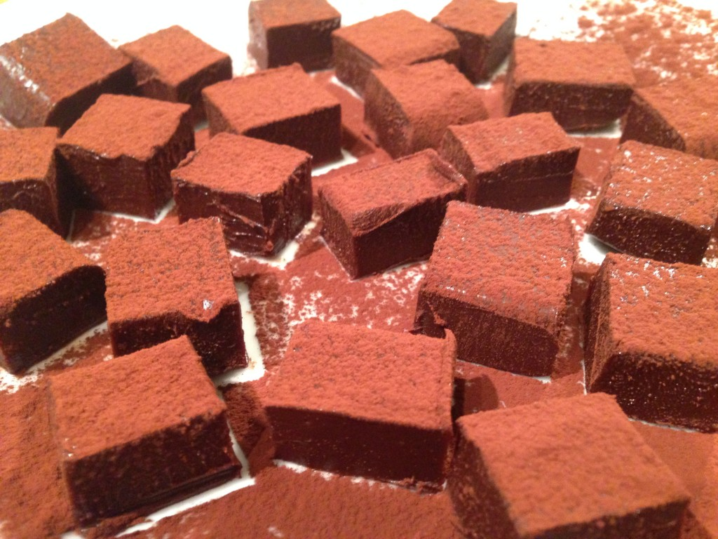 kostekonom.se Chokladtryffel