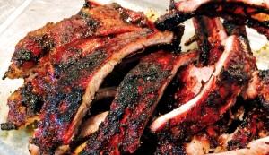 Grillade spar ribs