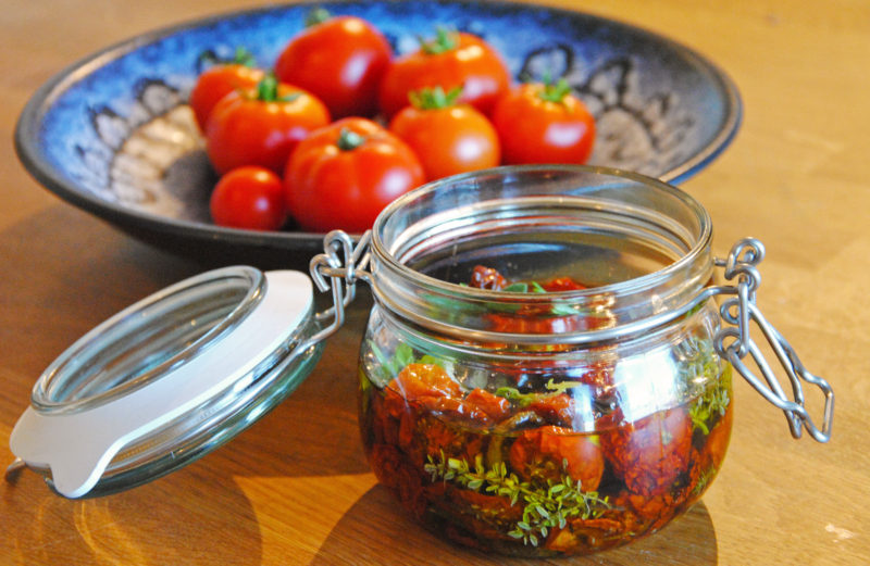 Soltorkade tomater kostekonom.se
