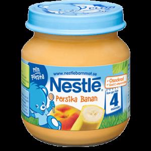 Nestle fruktpuré