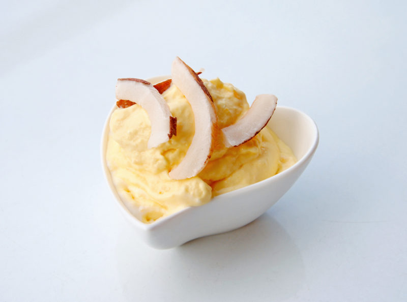 Frozenyoghurt mangoananas kostekonom.se