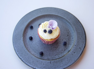 blåbärscupcake